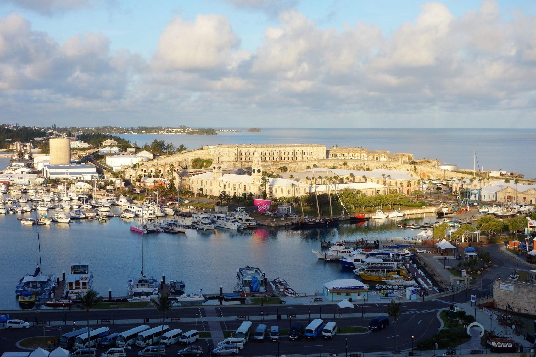 Royal Naval Dockyard Bermuda
