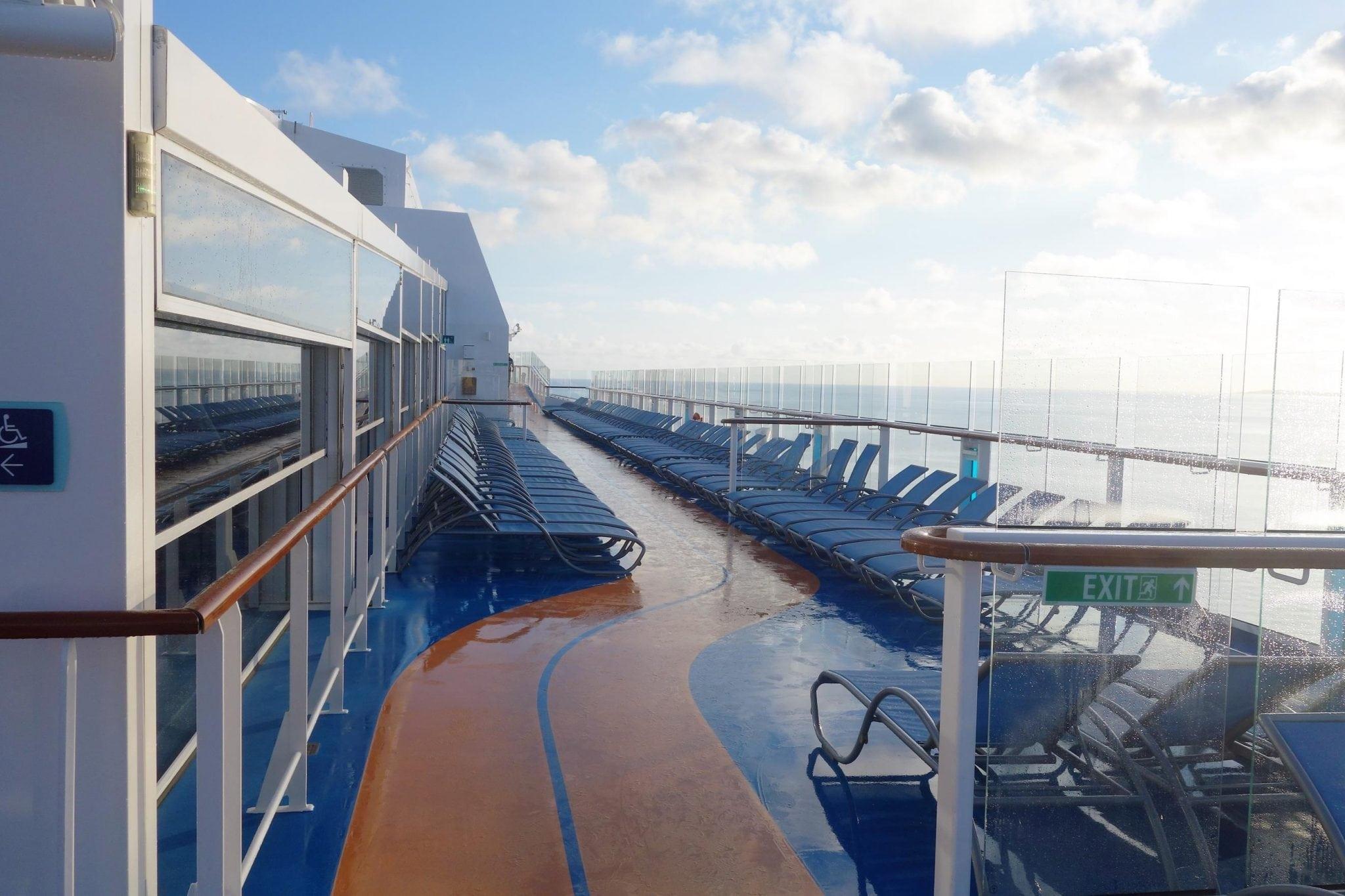 Anthem of the Seas Review Bermuda