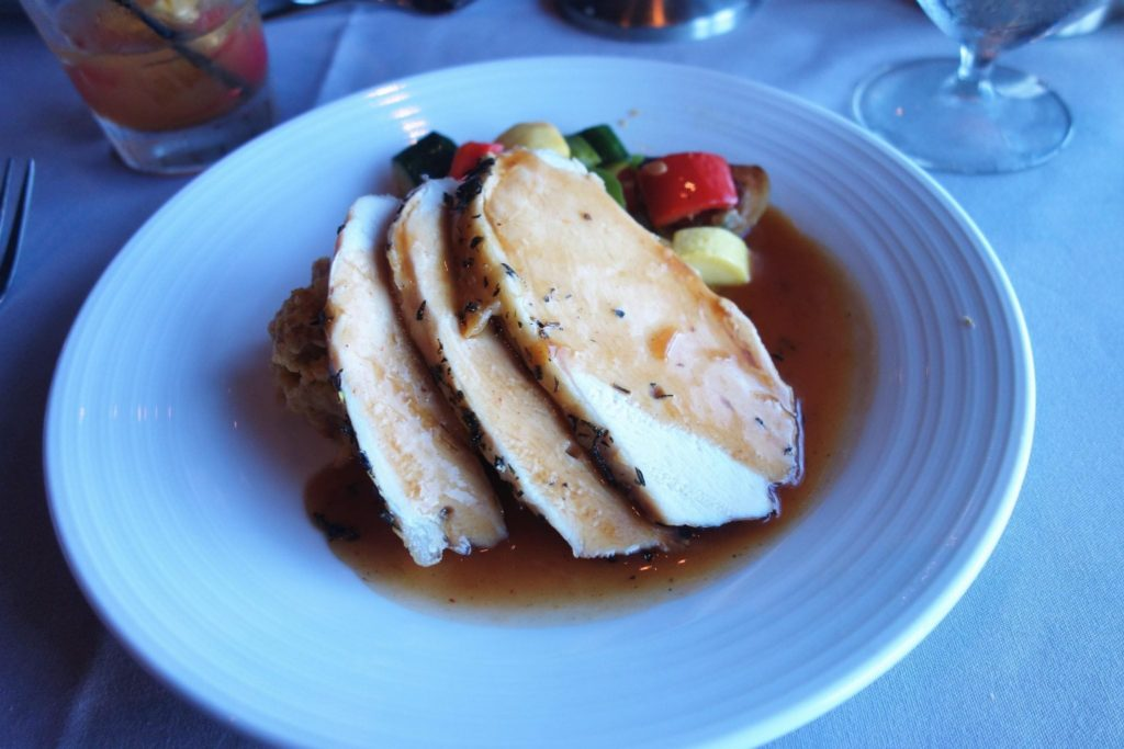 Photo review of american icon grill anthem of the seas for Something different to eat tonight