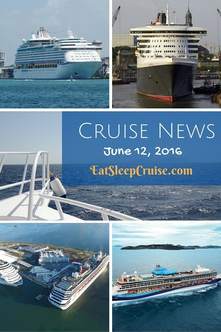 Cruise News June 12