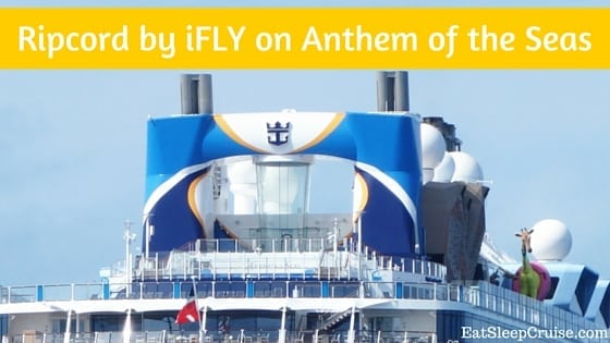 Ripcord by iFLY on Anthem of the Seas