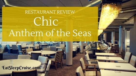 Chic Anthem of the Seas