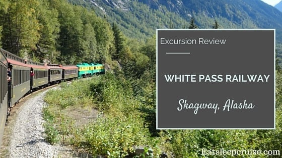 White Pass Railway in Skagway