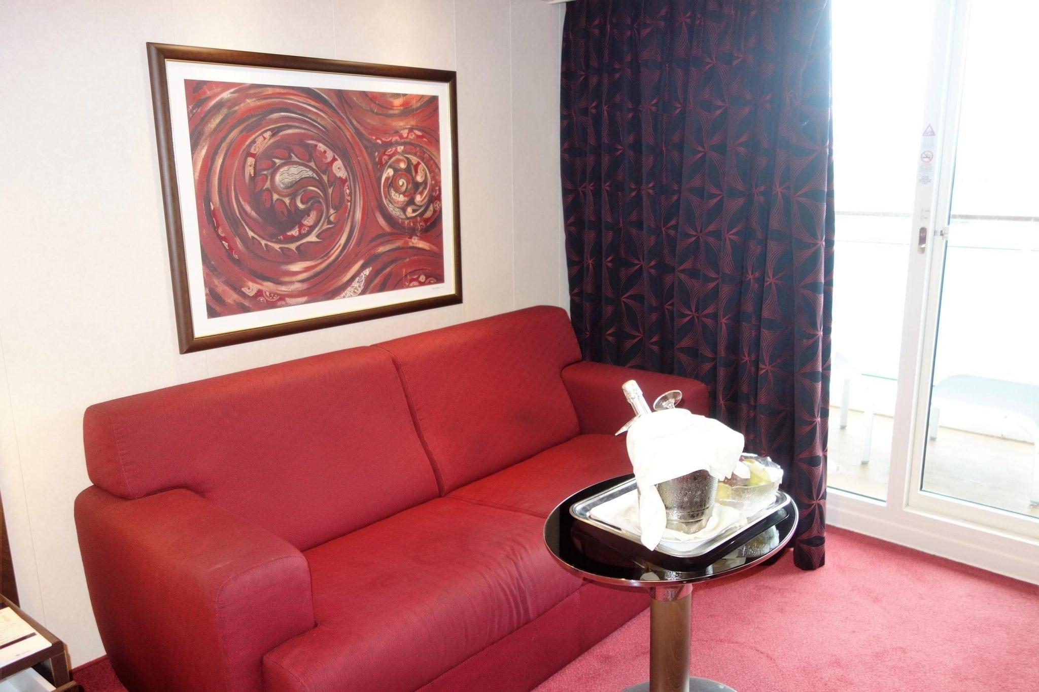 MSC Divina Balcony Room Review