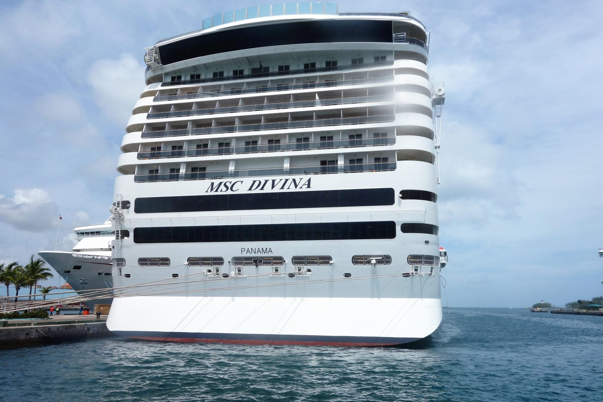 MSC Divina Balcony Room Review
