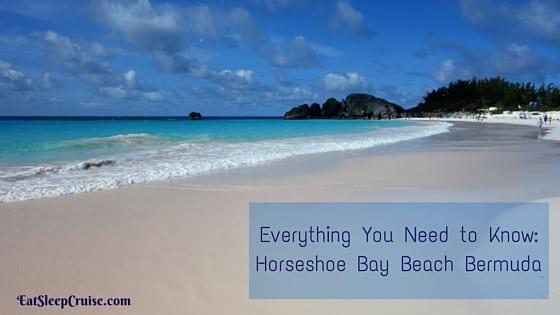 Everything You Need To Know About Horseshoe Bay Beach Bermuda Eatsleepcruise