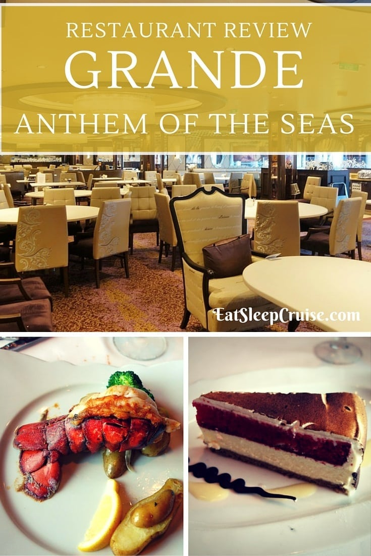 Grande Anthem of the Seas Review