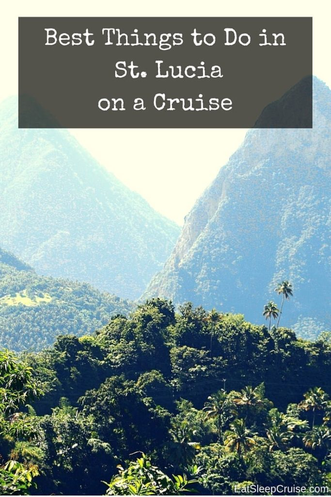 Best Things to Do in St. Lucia on a Cruise