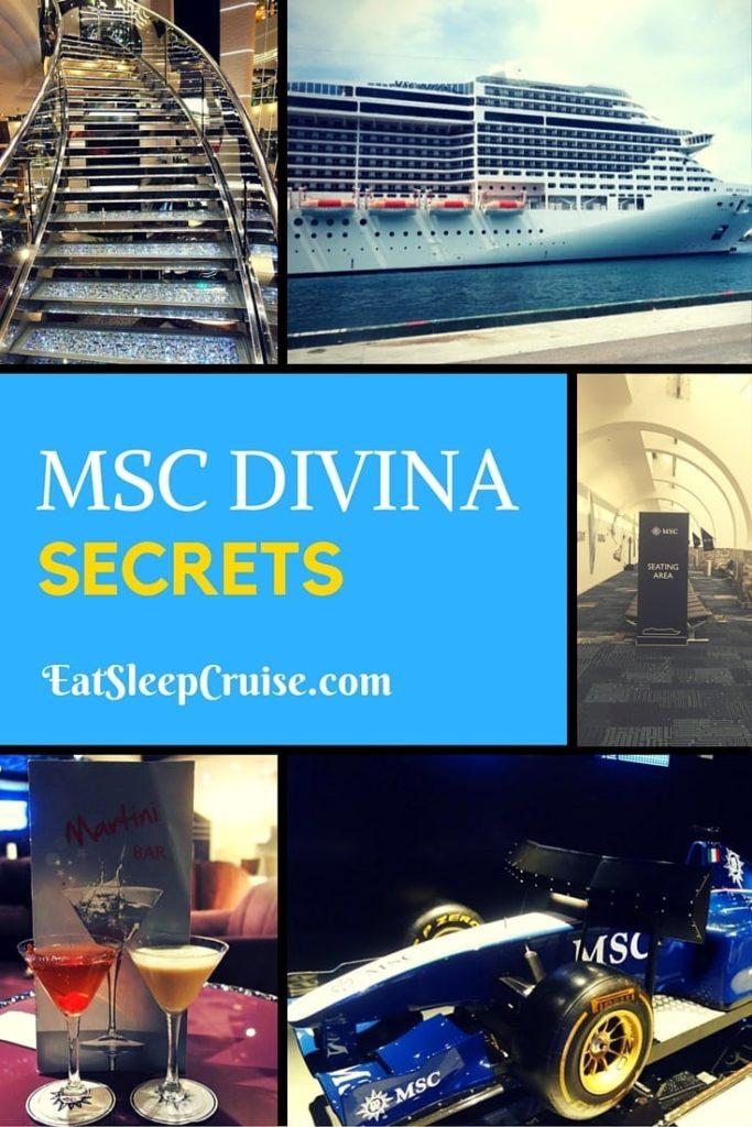 MSC Divina Secrets