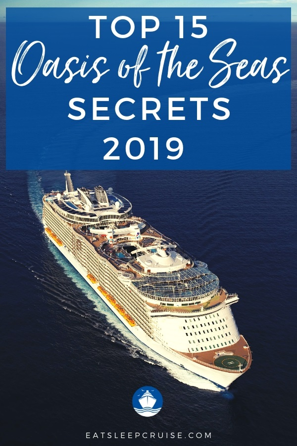 Top 15 Oasis of the seas planning tips.