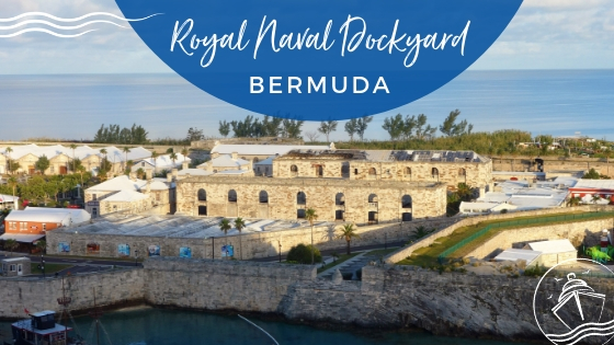 Exploring the Royal Naval Dockyard Bermuda