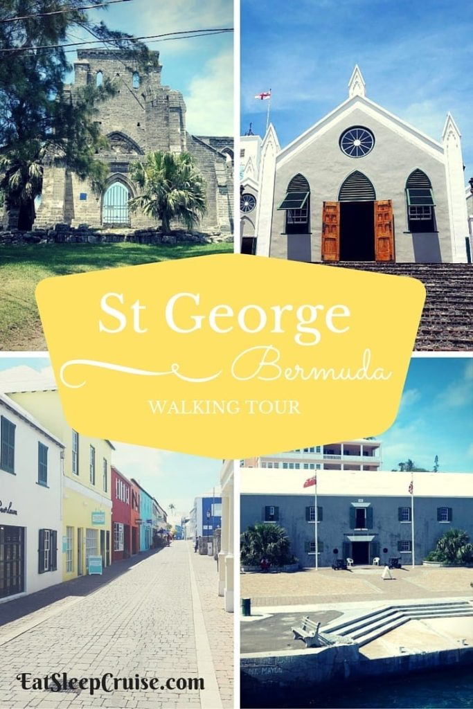 St George's Bermuda Walking Tour