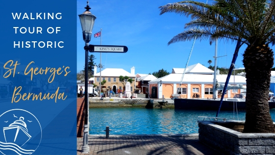 Walking Tour of St. George's Bermuda