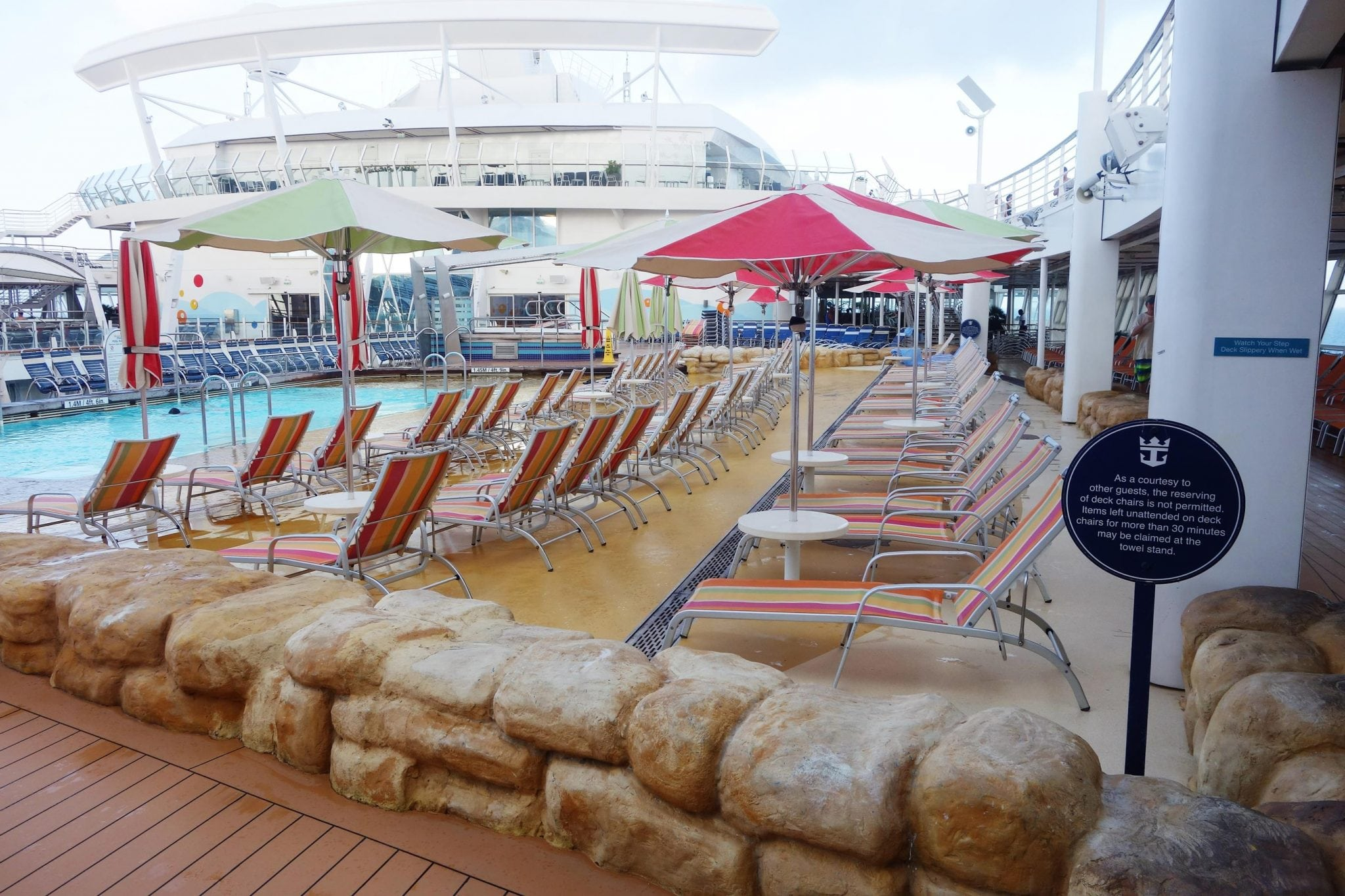 The Perfect Sea Day on Oasis of the Seas