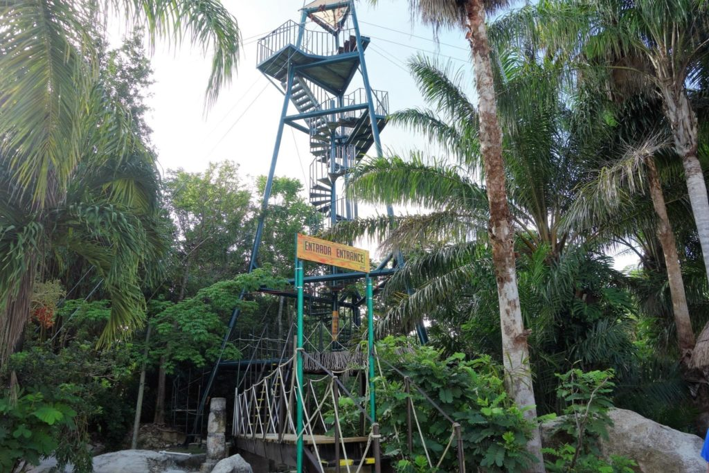 Chankanaab Adventure Beach Park