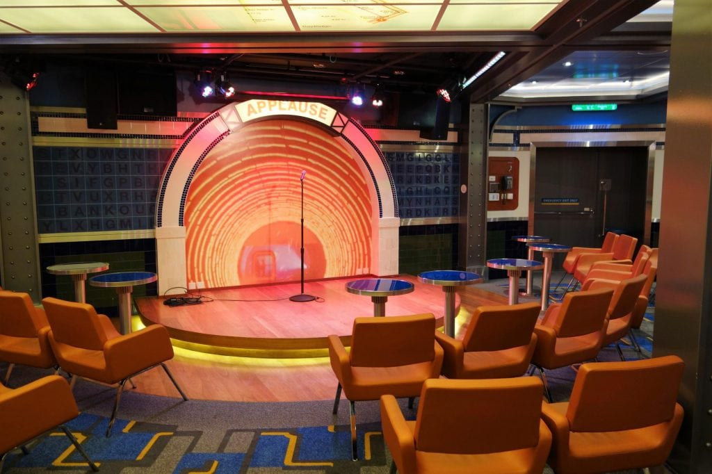 Oasis of the Seas Entertainment