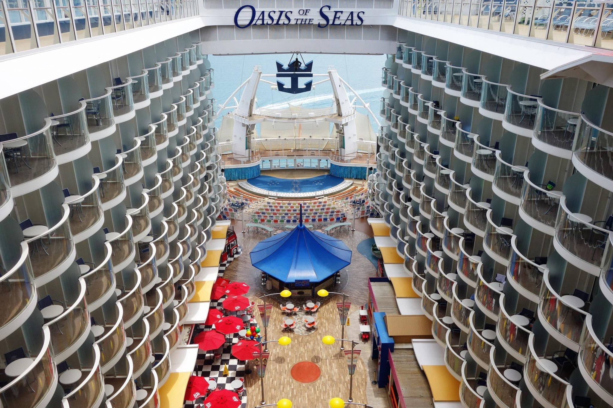 Top Things You Can Only Find on Royal Caribbean International