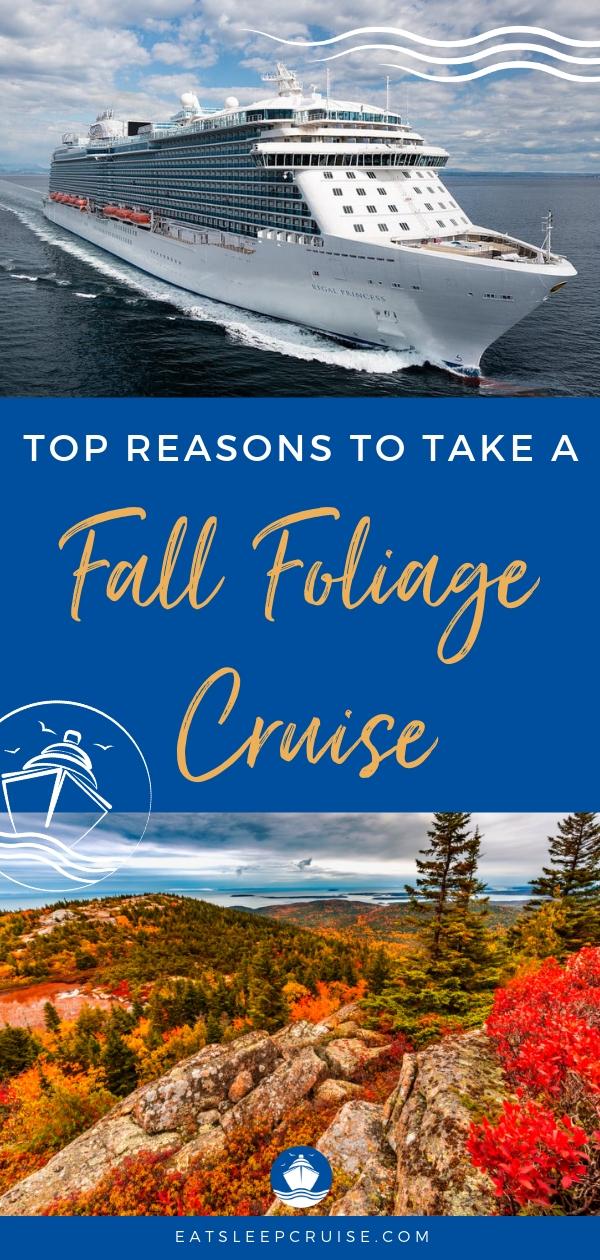 Fall Foliage Cruise