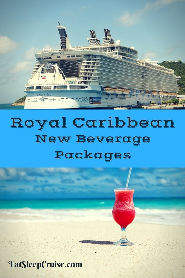 New Royal Caribbean Beverage Packages