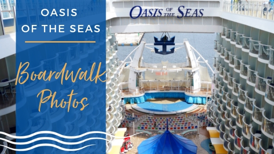 Oasis of the Seas Boardwalk Photos