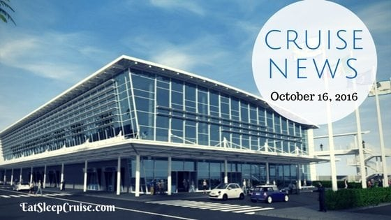 Cruise News October 16 2016