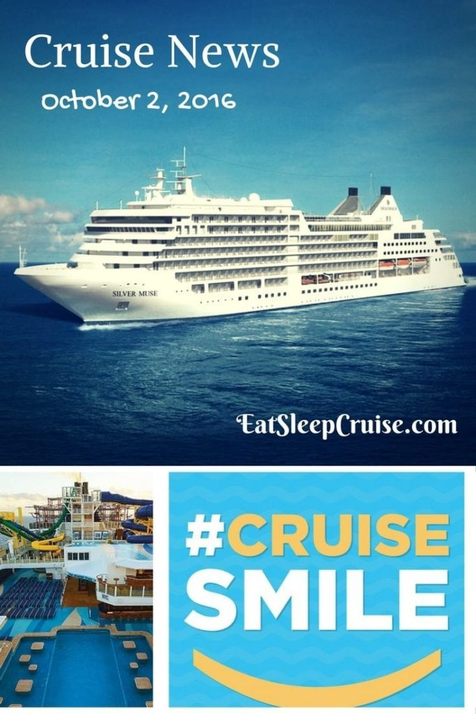 Cruise News October 2