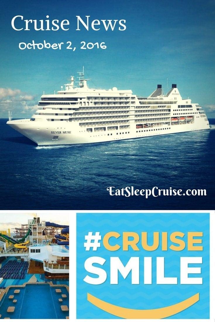 Cruise News October 2