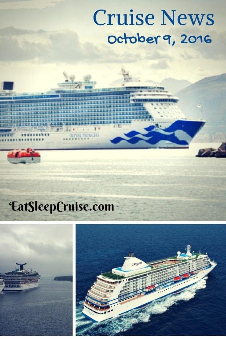 Cruise News October 9