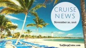 Cruise News November 20