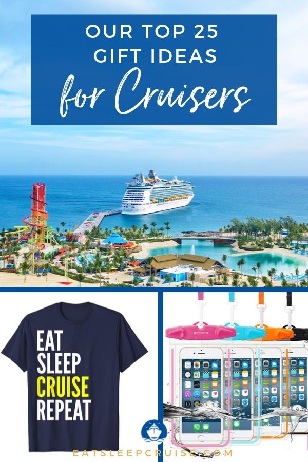 Our Top 25 Cruise Gift Ideas