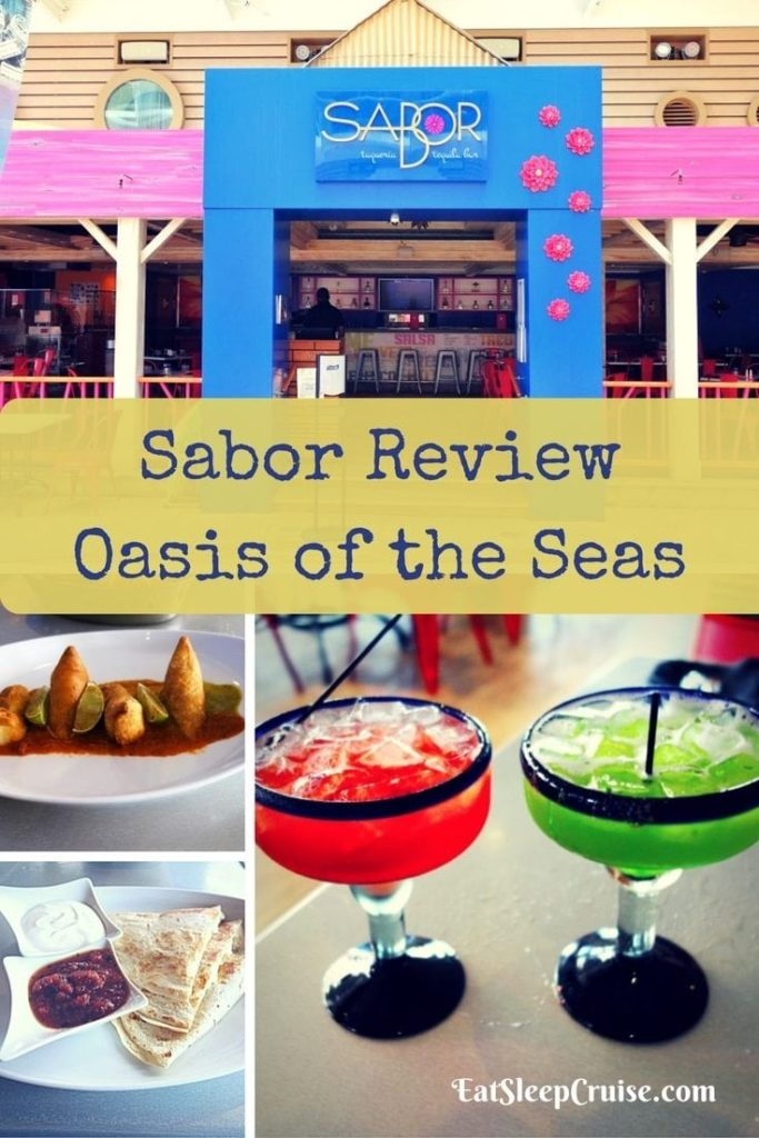 Oasis of the Seas Sabor Review