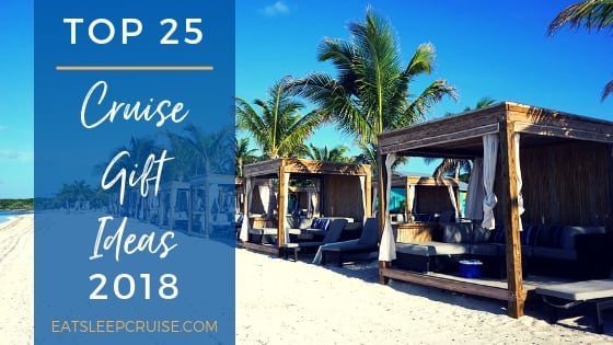 Top 25 Cruise Gift Ideas 2018