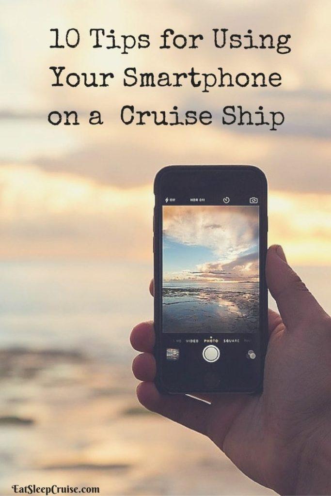 TipsforUsingYourSmartphoneonaCruiseShipxjpg - How to use cell phone on cruise ship