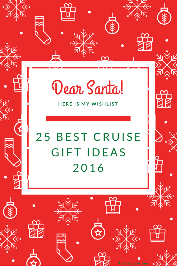 25 Best Cruise Gift Ideas