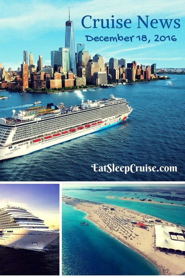Cruise News December 18