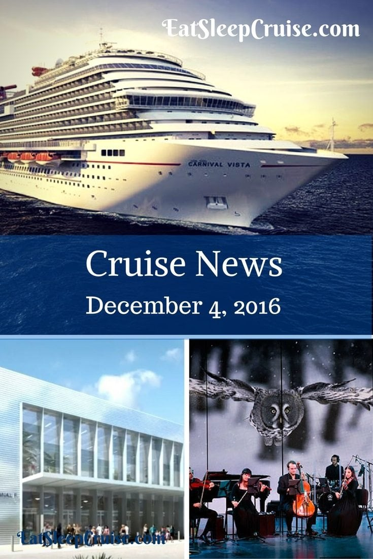 Cruise News December 4