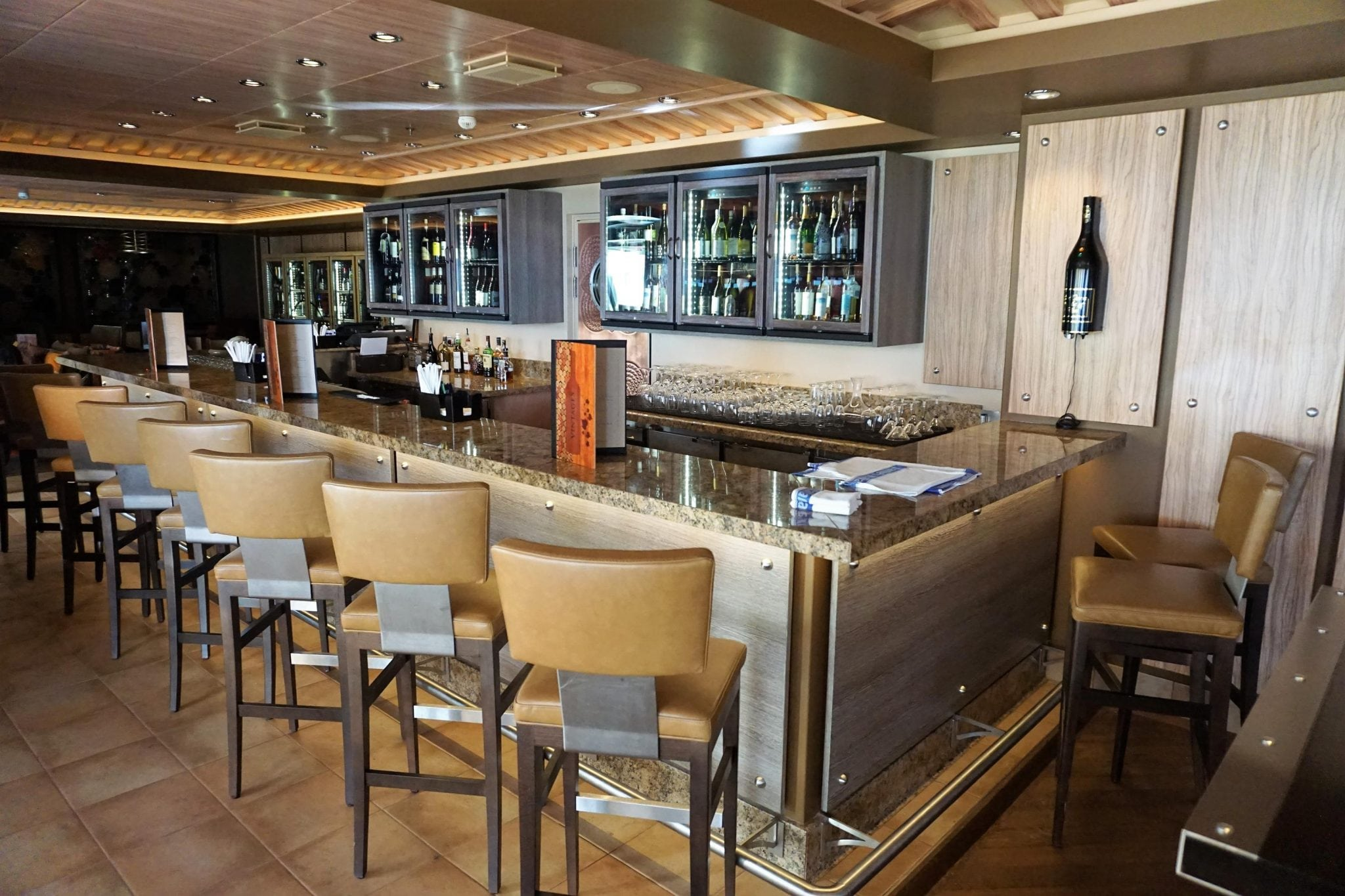 Harmony of the Seas Bar Menus