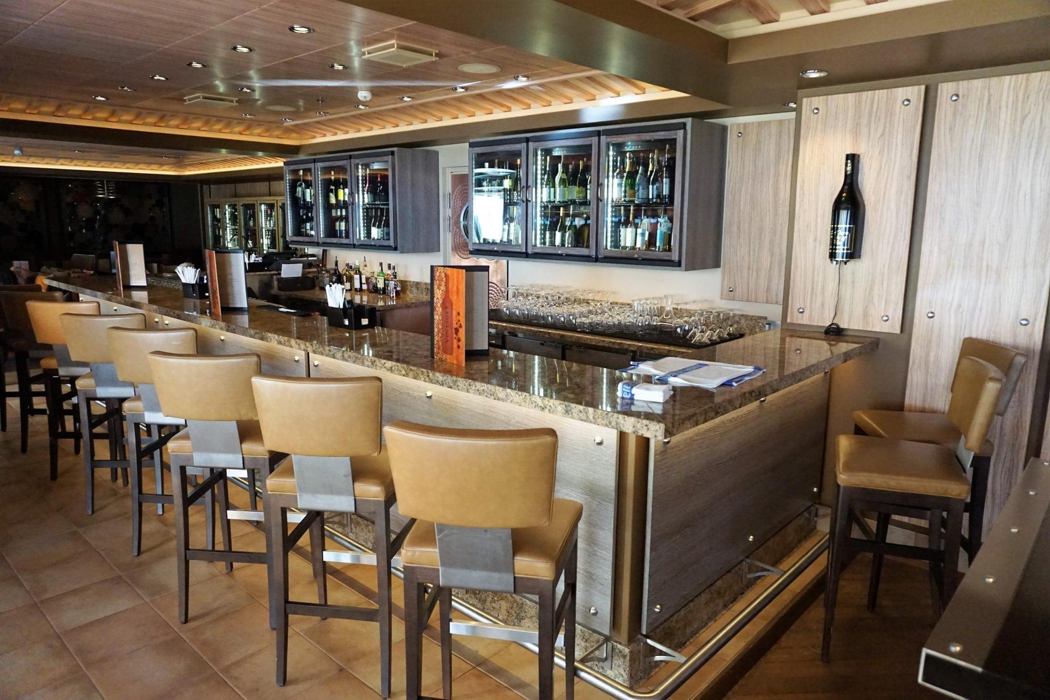 Harmony of the Seas Bar Menus
