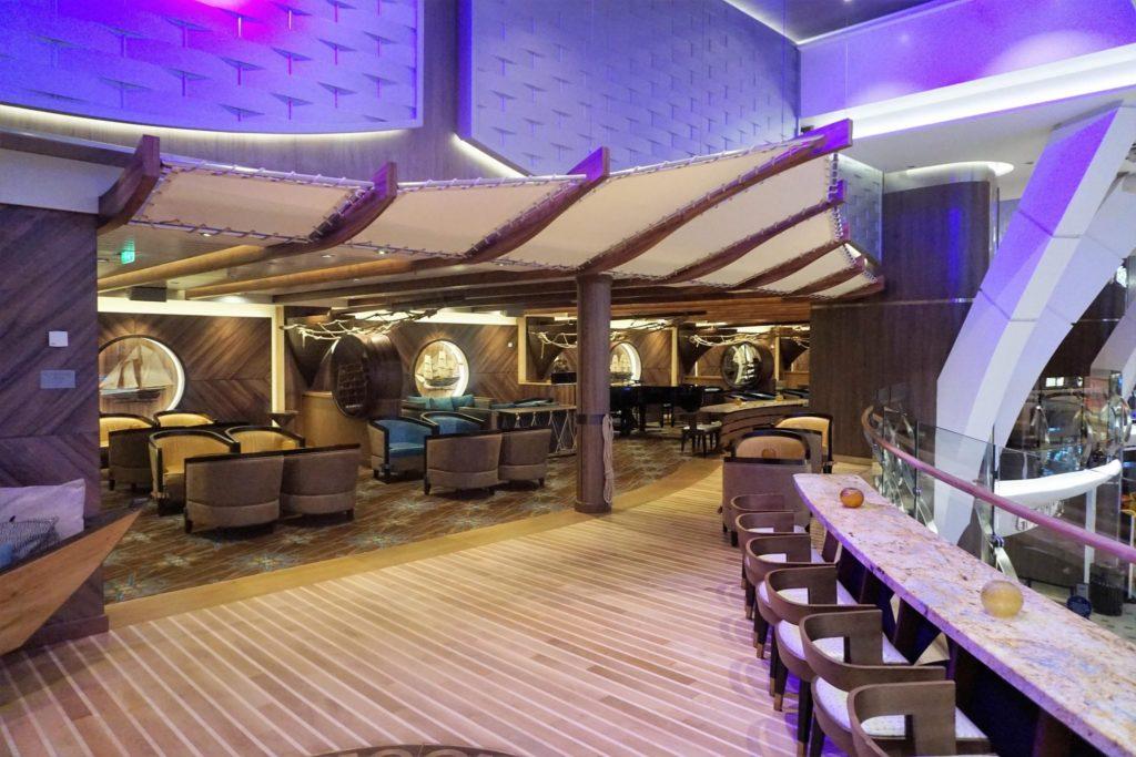 New Harmony of the Seas Bar Menus