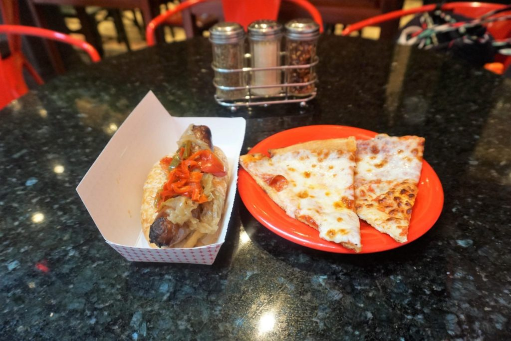 Harmony House Food Review