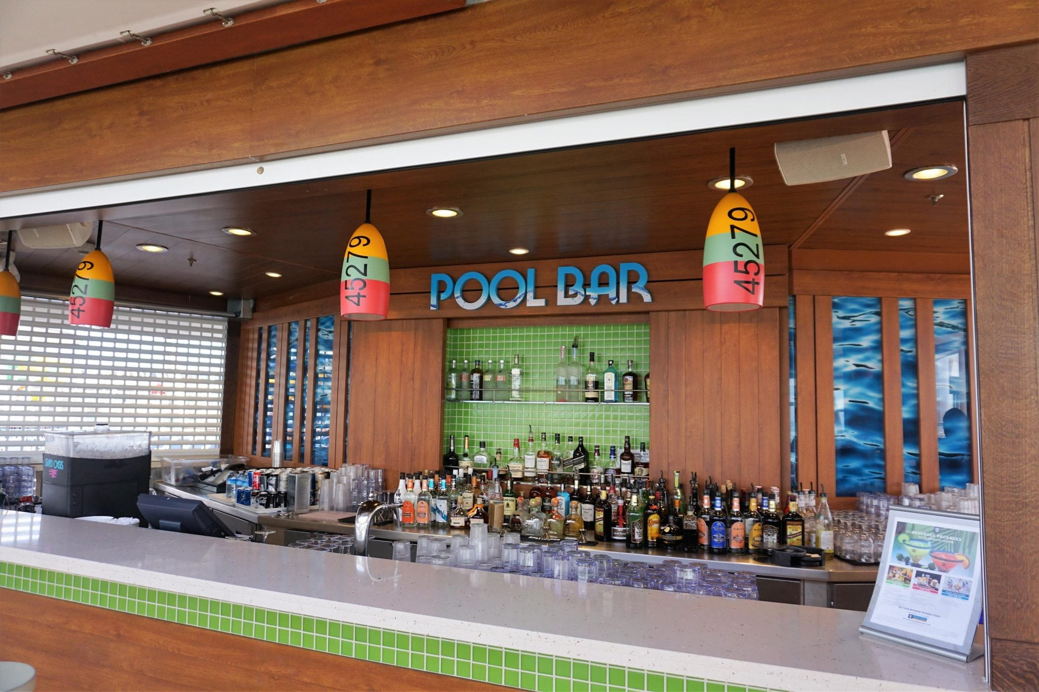 Harmony of the Seas Bars