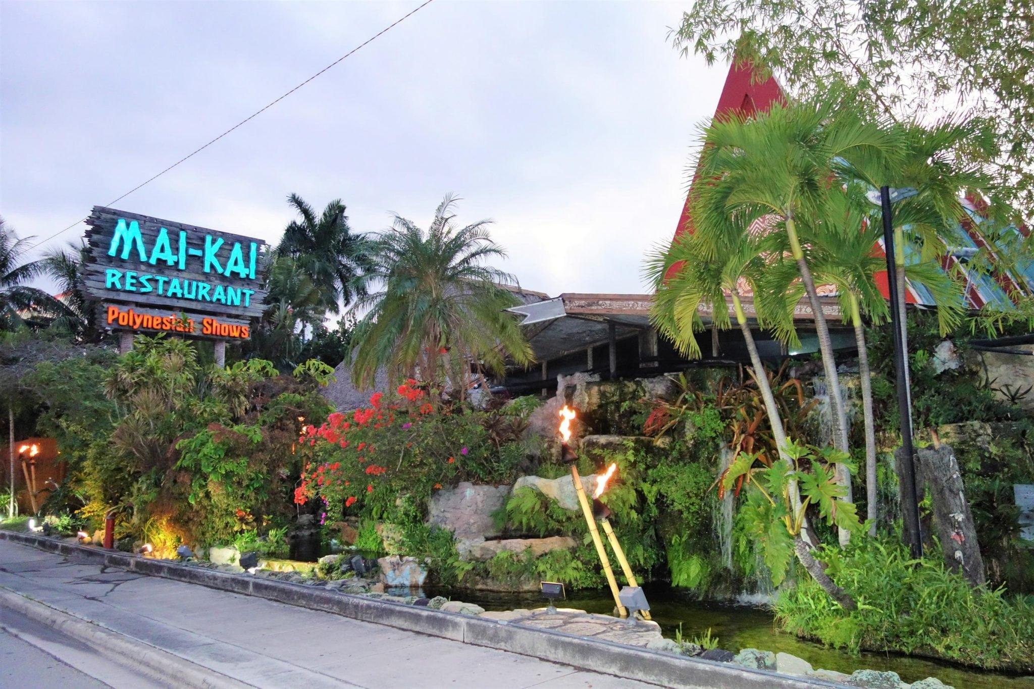 Mai Kai Restaurant Review
