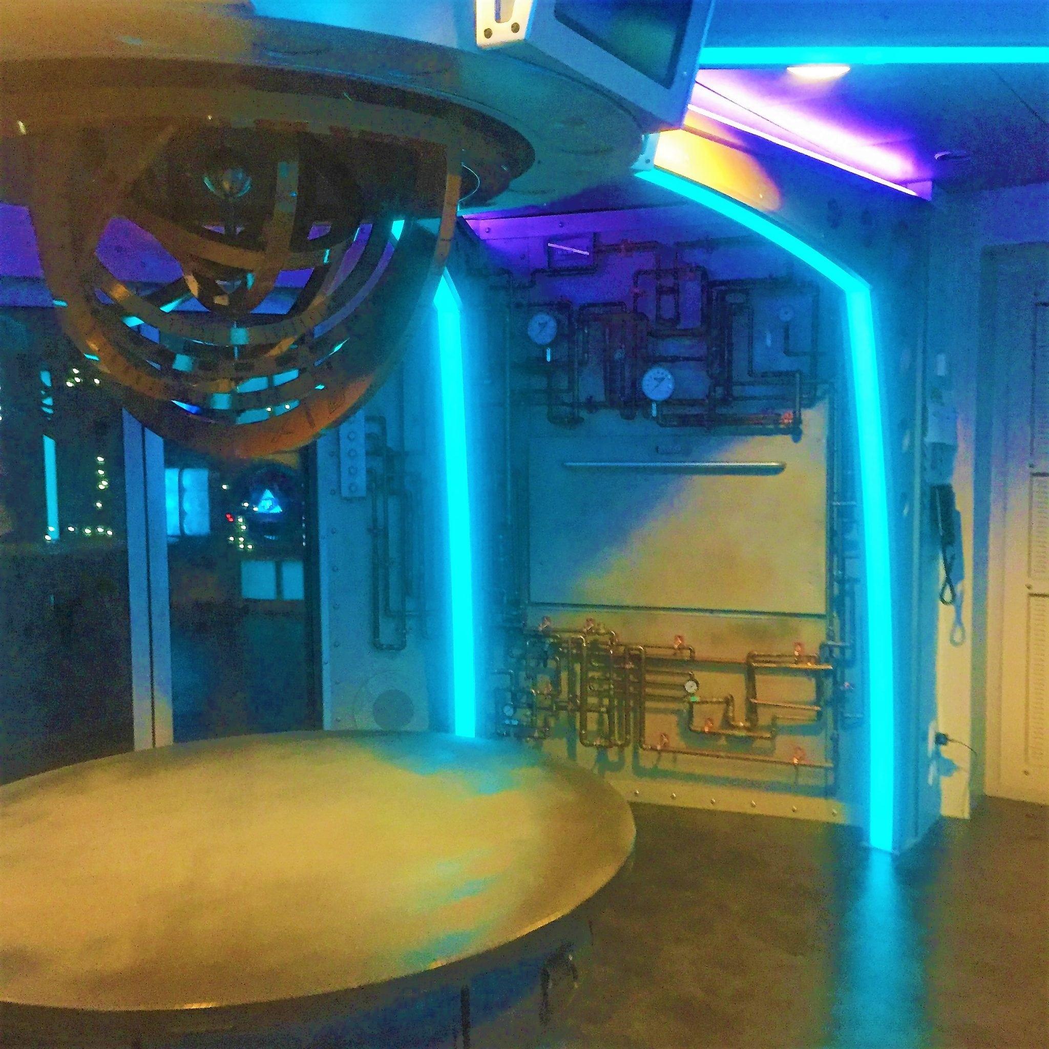 Escape the Rubicon Harmony of the Seas