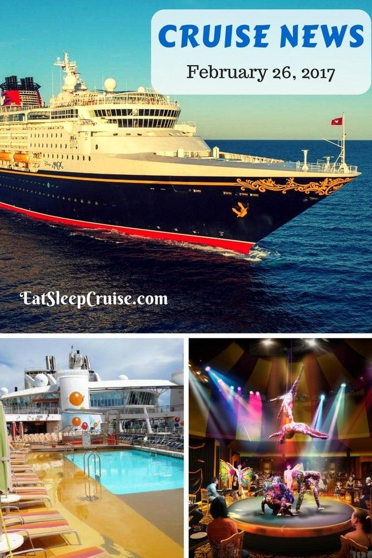 Cruise News February 26, 2017
