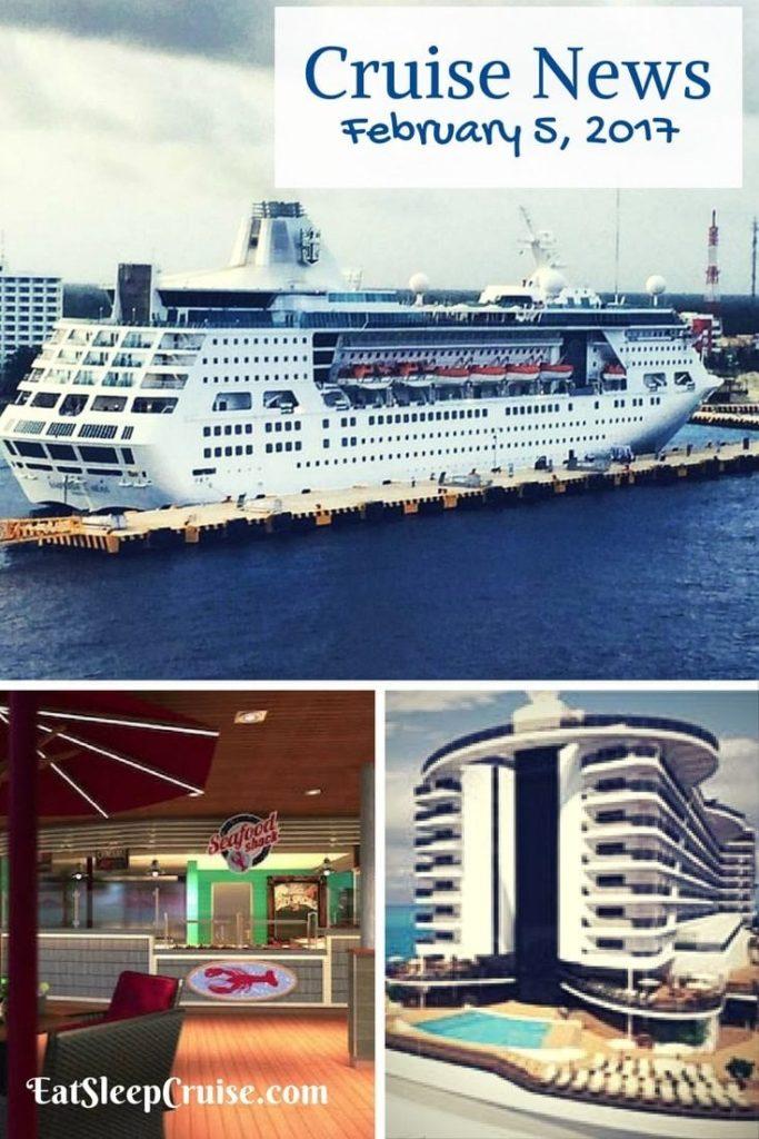 Cruise News February 5