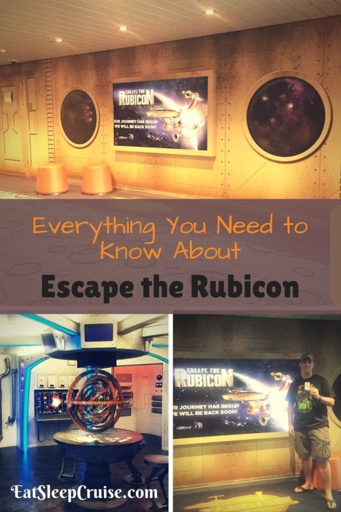 Escape the Rubicon Harmony of the Seas