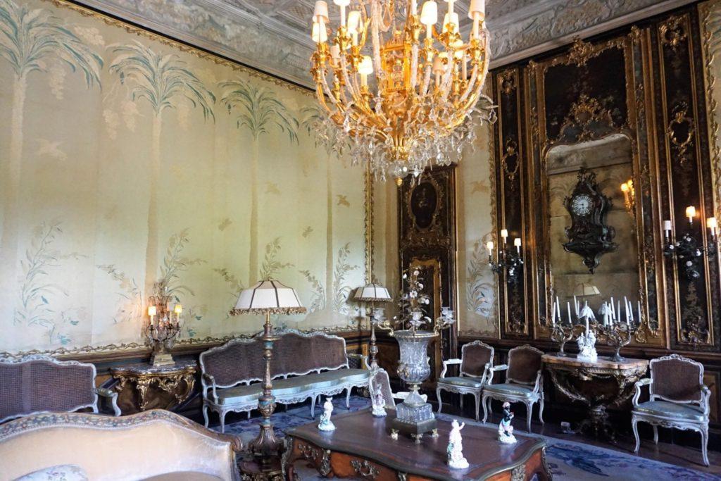 Reception Room Vizcaya Museum and Gardens
