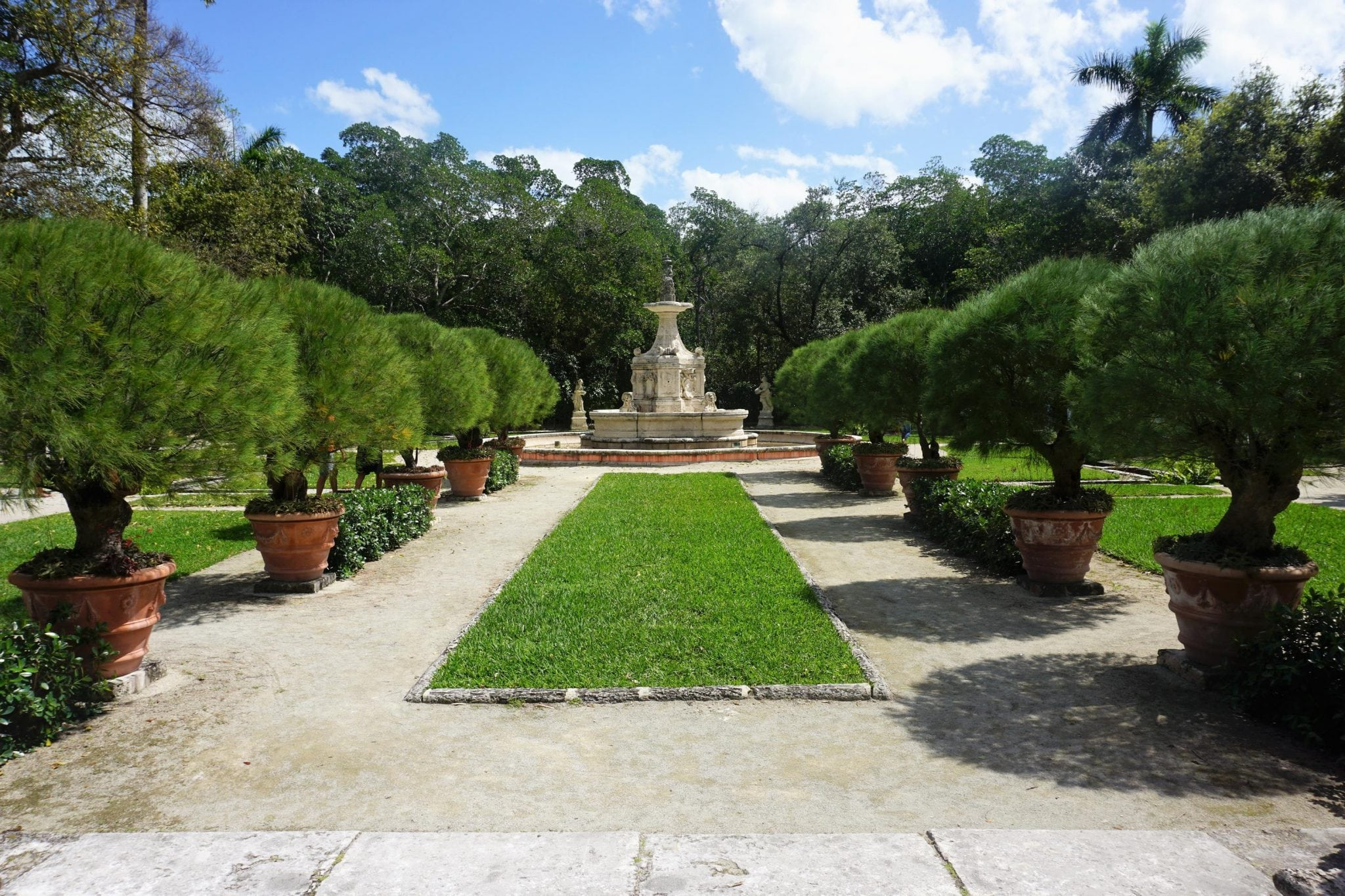 Secret Garden at Vizcaya