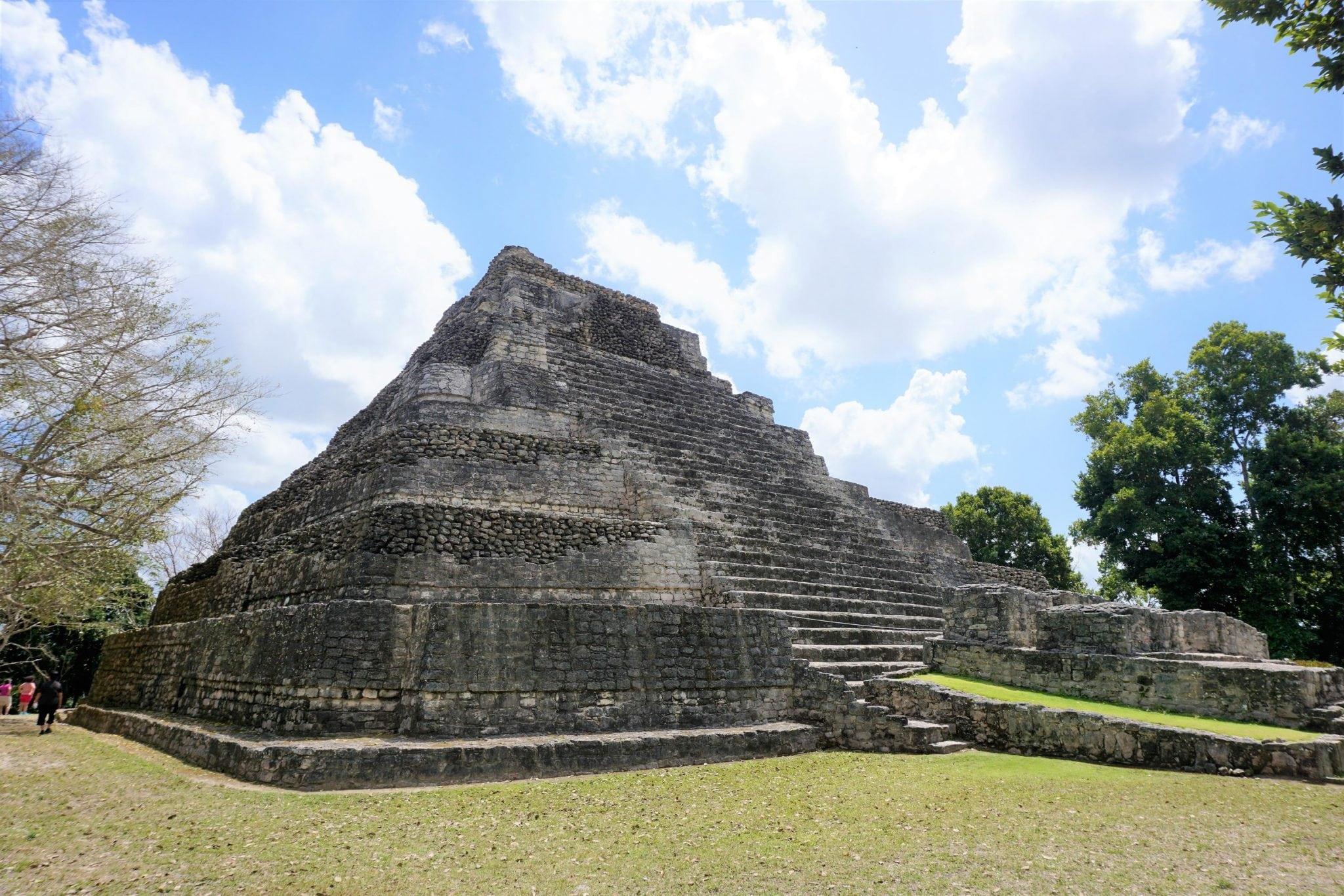 Chacchoben Mayan Ruins Excursion