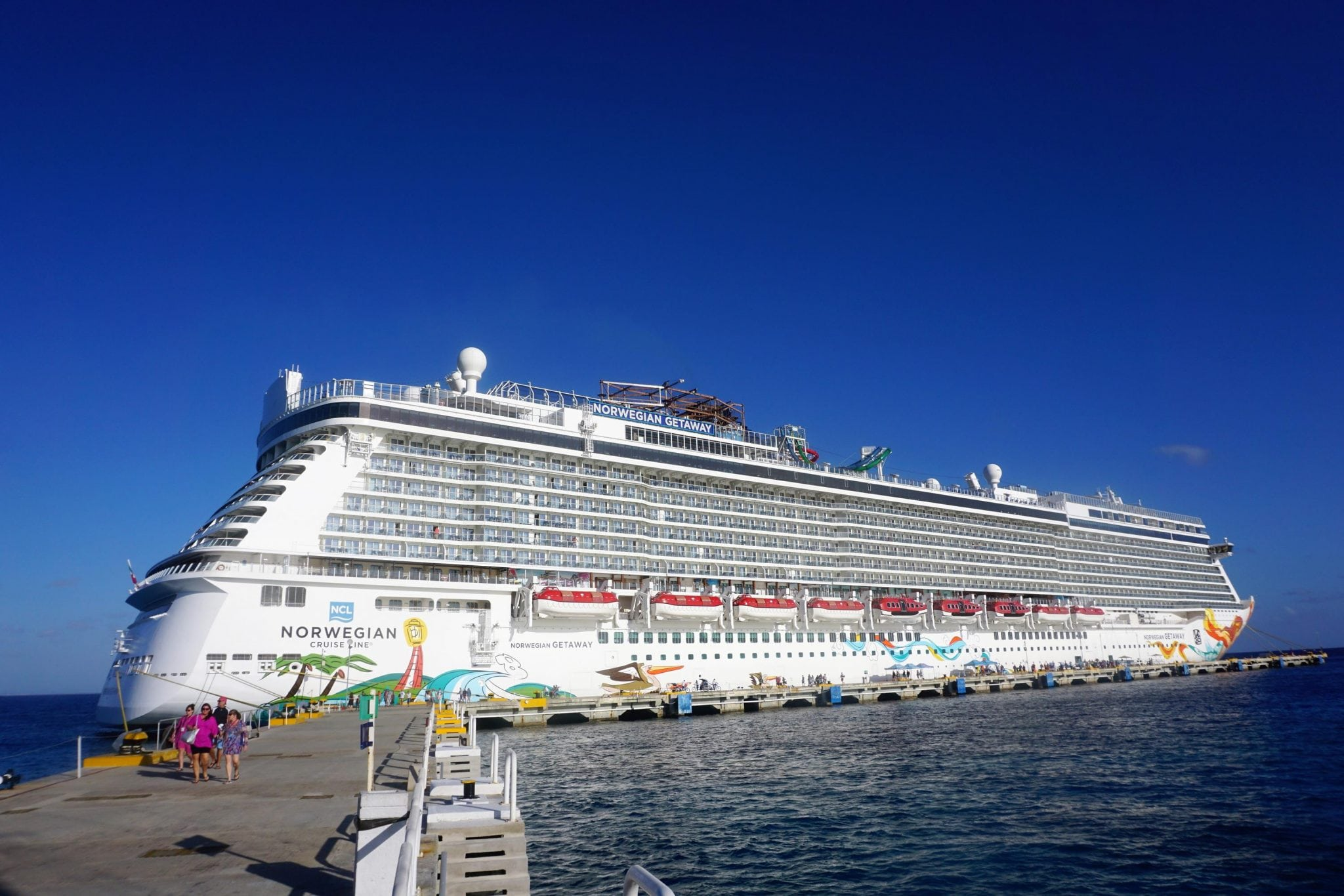 Norwegian Getaway Western Caribbean Cruise Review